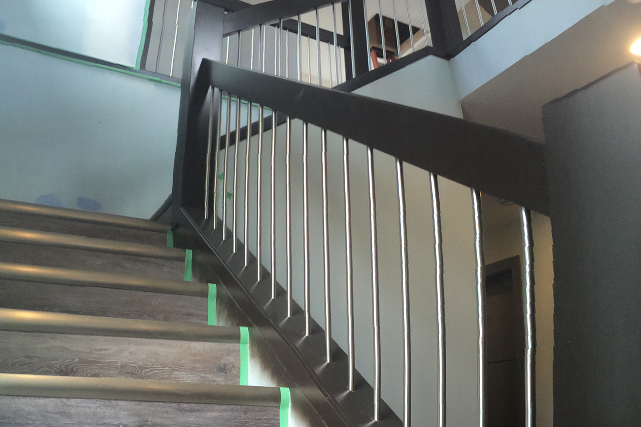 Kelowna_Finishing_Carpentry_Green_Triangle_Contracting_Miscellaneous_Projects_Stairs